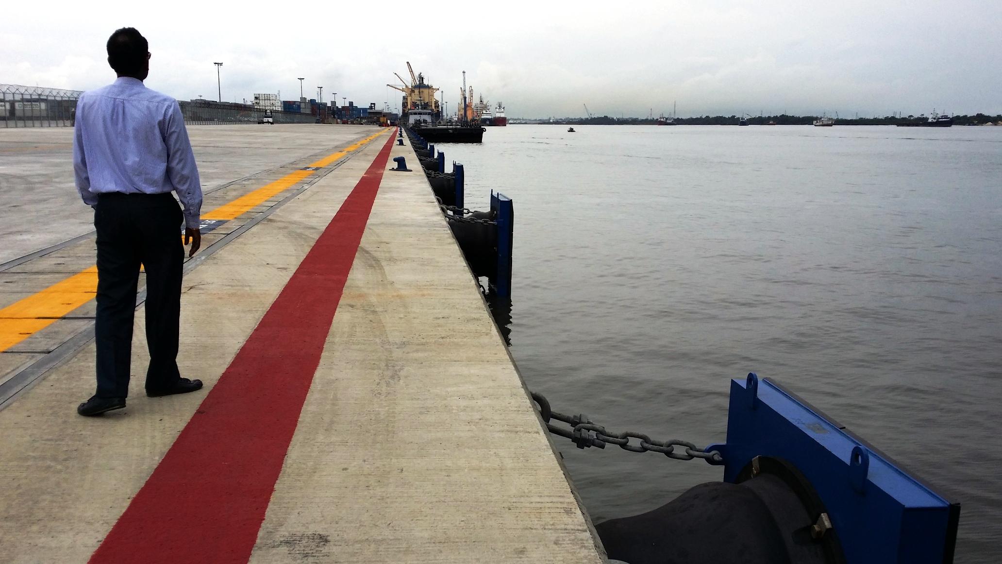 Ibom Deep Sea Port – Advisory Consultancy