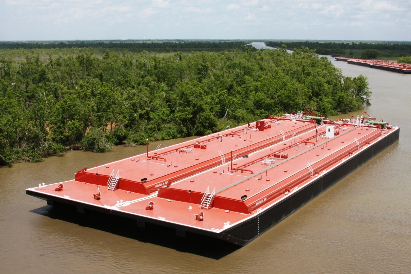 Tankfarm Project – Feasibiity Studies Marine Transport Delivery