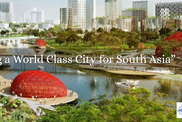 CPC Building a world class city for South Asia