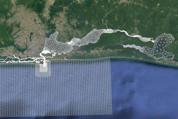 CDR DEME Ilubirin Hydraulic Modelling Grid Overview MNP