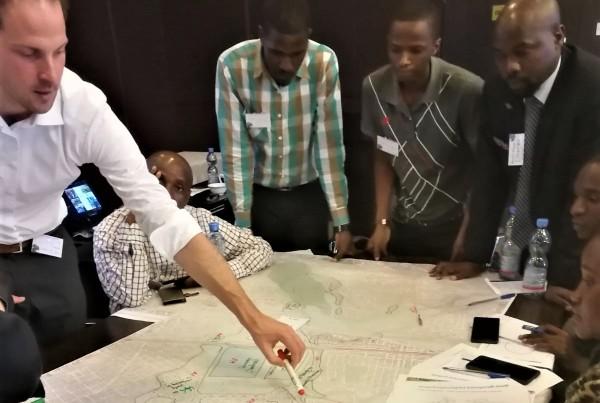 CDR Tanzania Design Charrettes 4