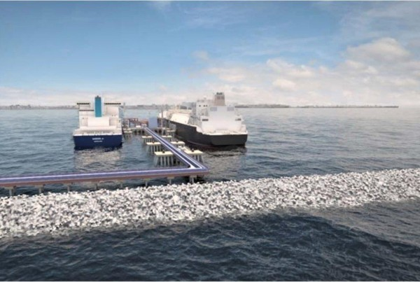 Artist Impression LNG terminal Uruguay JPG