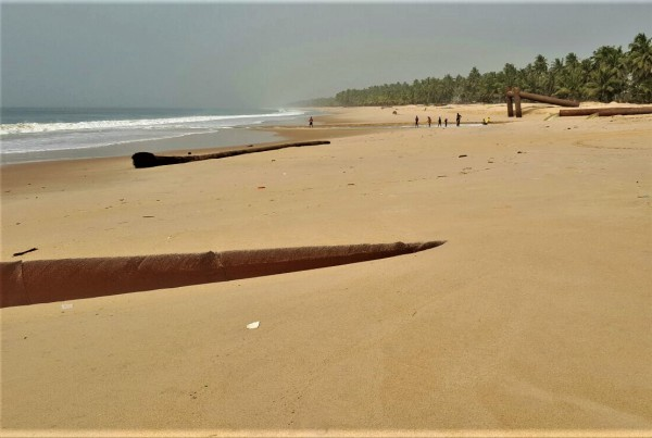 CDR Lekki Nigeria Coastal Erosion 20151211